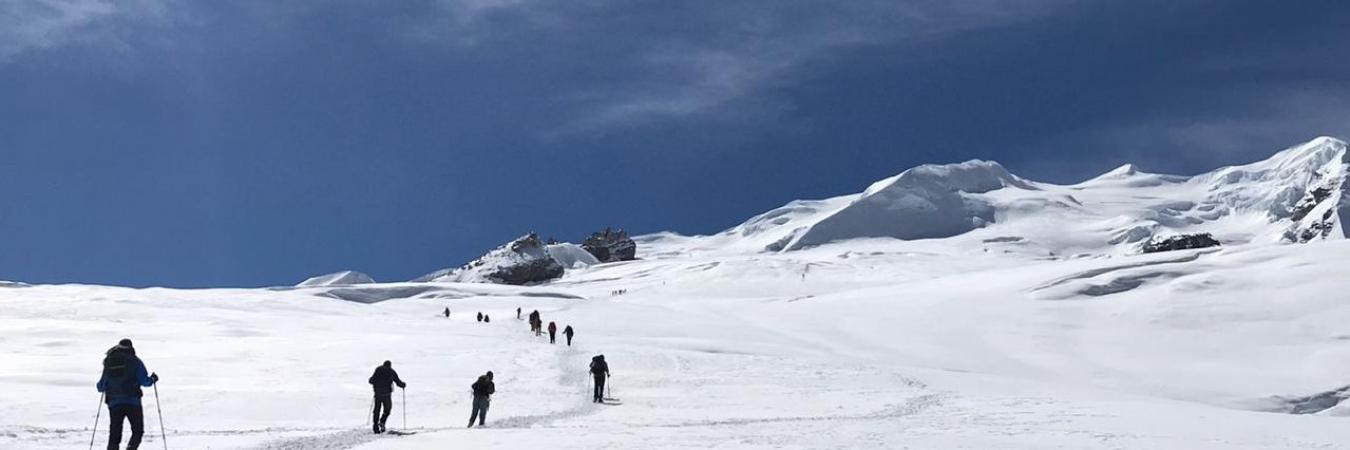 Népal Peak Climbing