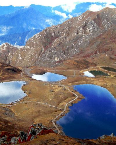 Langtang and Five Lakes
