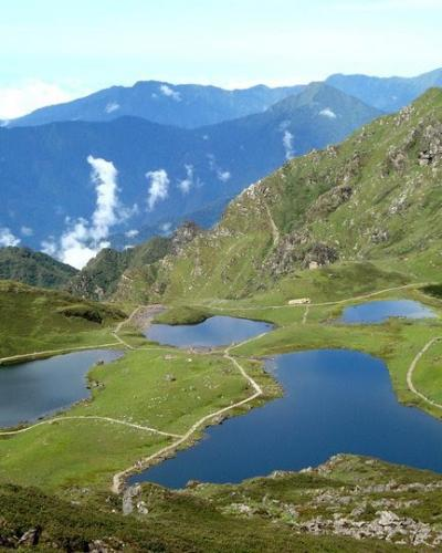 Helambu and Panch Pokhari
