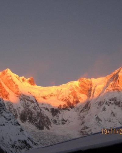 Gorapani and Annapurna Base Camp