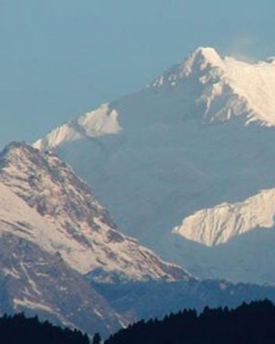 Everest and Makalu