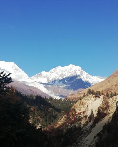 Manaslu and Rupina pass