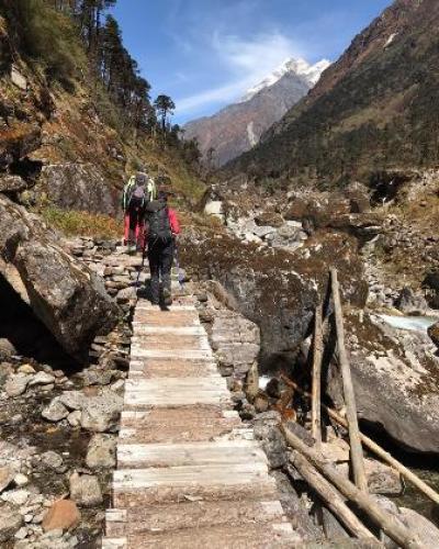 Phaplu to Mera Peak