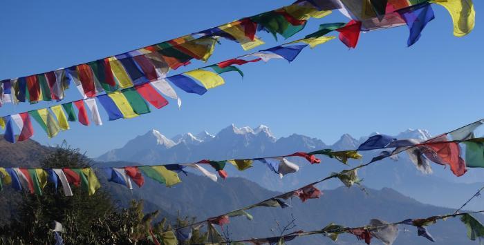 Mani Rimdu Festival with Pikey Trek