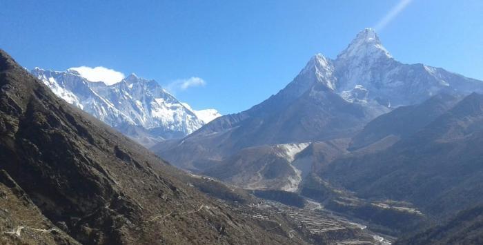 Everest 3 High pass