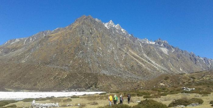 Kanchanjunga Base Camp Trek